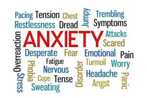 Anxiety learnt behaviour