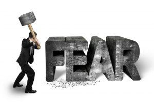 Getting rid of fear