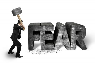 Getting rid of fear