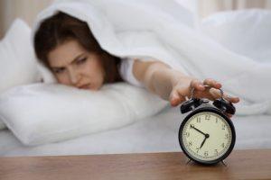 Sleep and anxiety