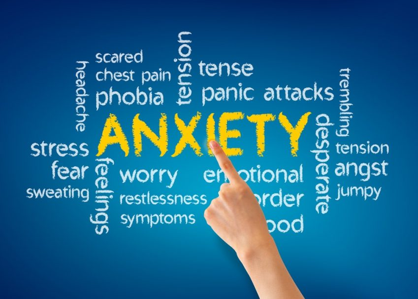 Anxiety symptoms and their causes
