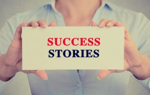Anxiety success stories