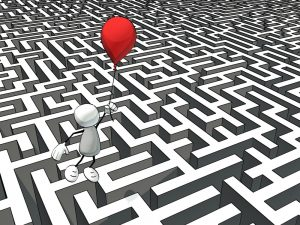Finding a way out of anxiety