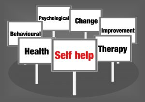 No more self help