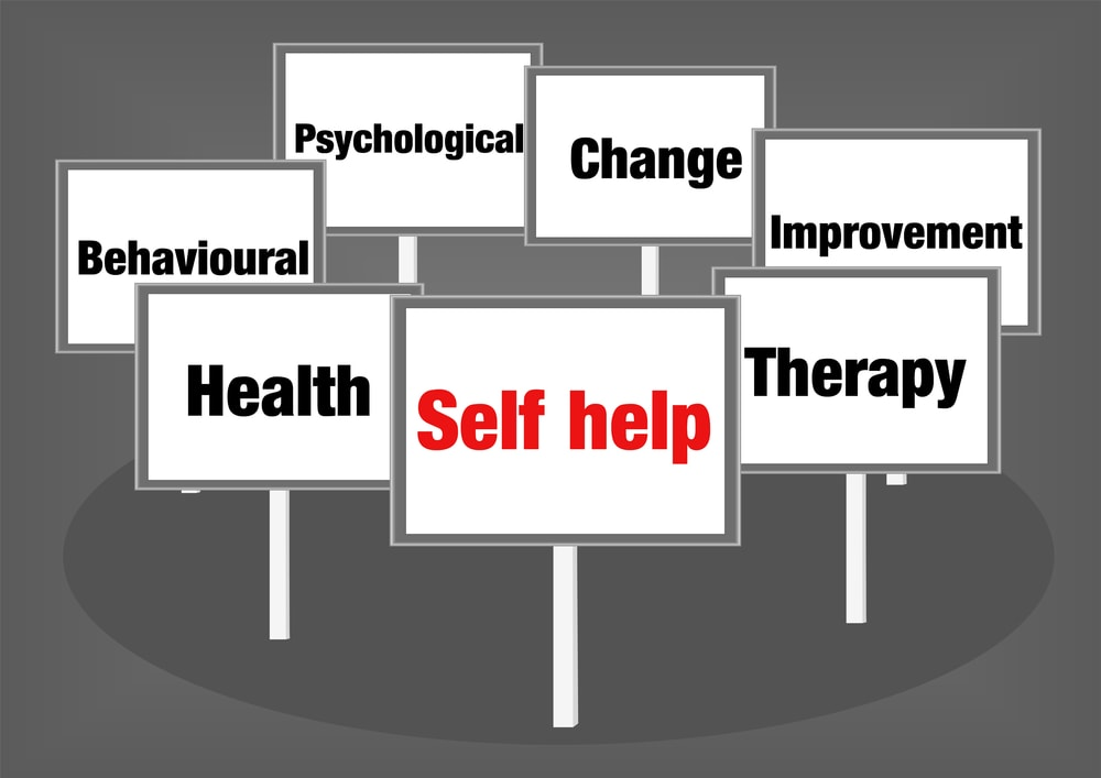 No more self help