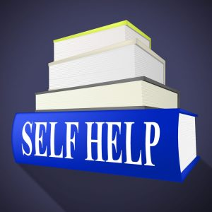 Self-help and anxiety