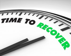 Recovering from anxiety