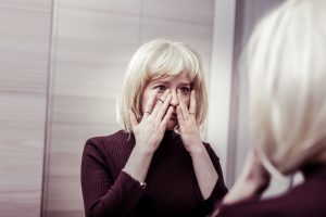 Self pity around anxiety