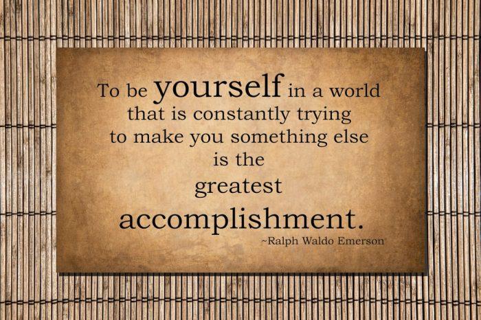 Regaining your true self