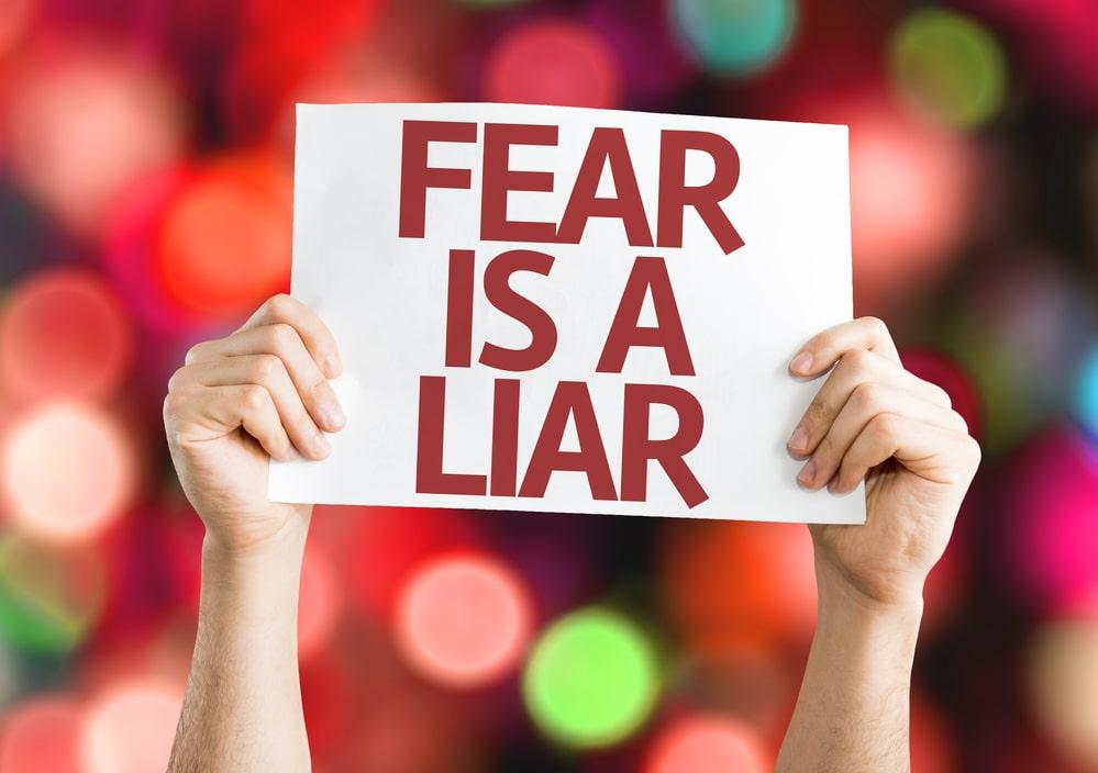 Don't fear, fear
