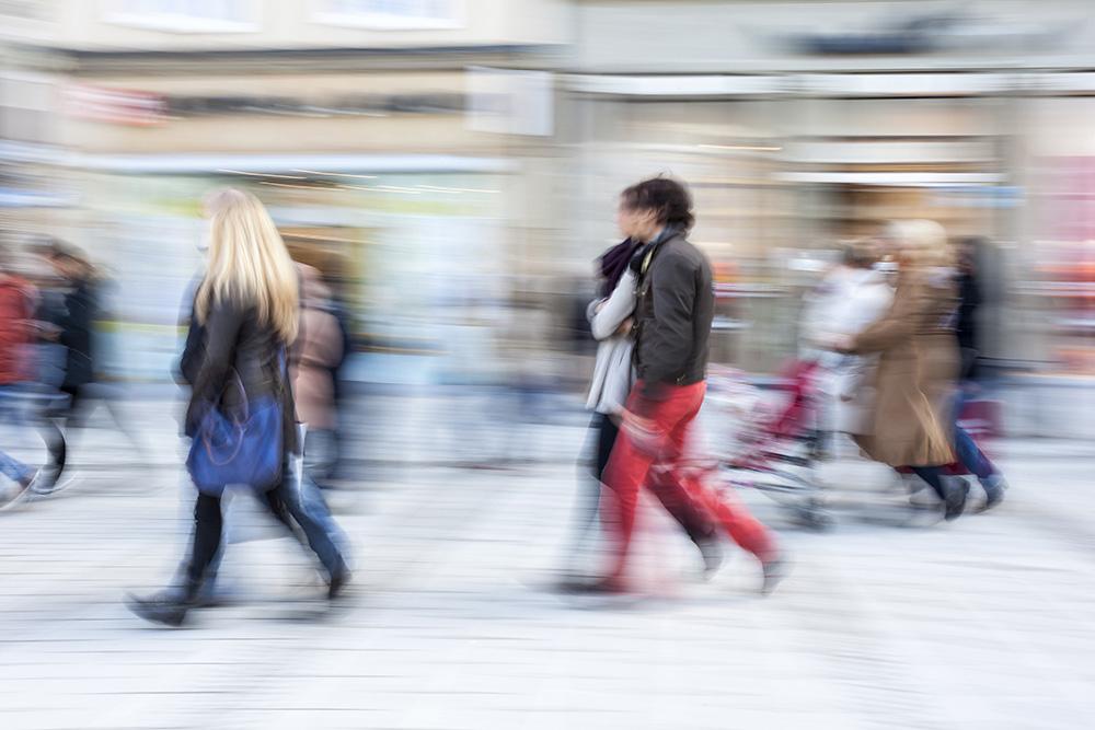 The sensation of depersonalisation
