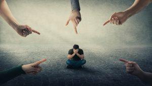 Worried man wondering why anxiety chose him
