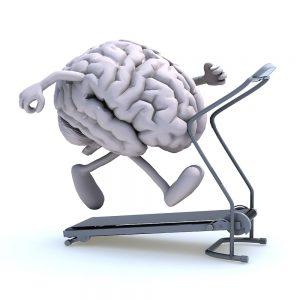 A fatigued brain